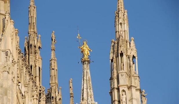 Duomo madonnina