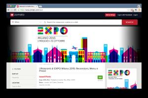 Zomato EXPO