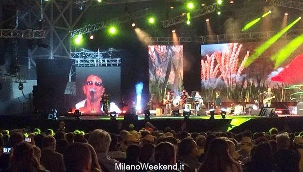 Bennato concerto Expo 2015