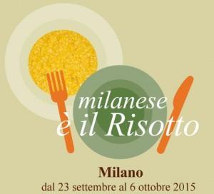 Milanese è il risotto