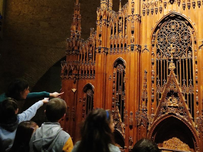 Sala del Modellone_ Grande Museo del Duomo di Milano