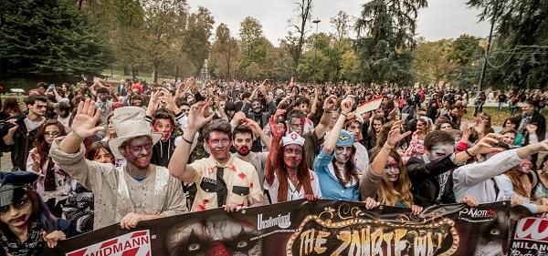 the zombie walk 2