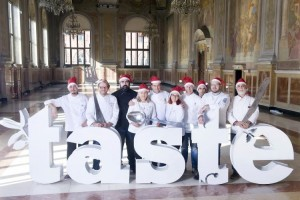 Taste of Christmas 2015 Bologna