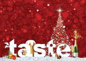 Taste of christmas 2015