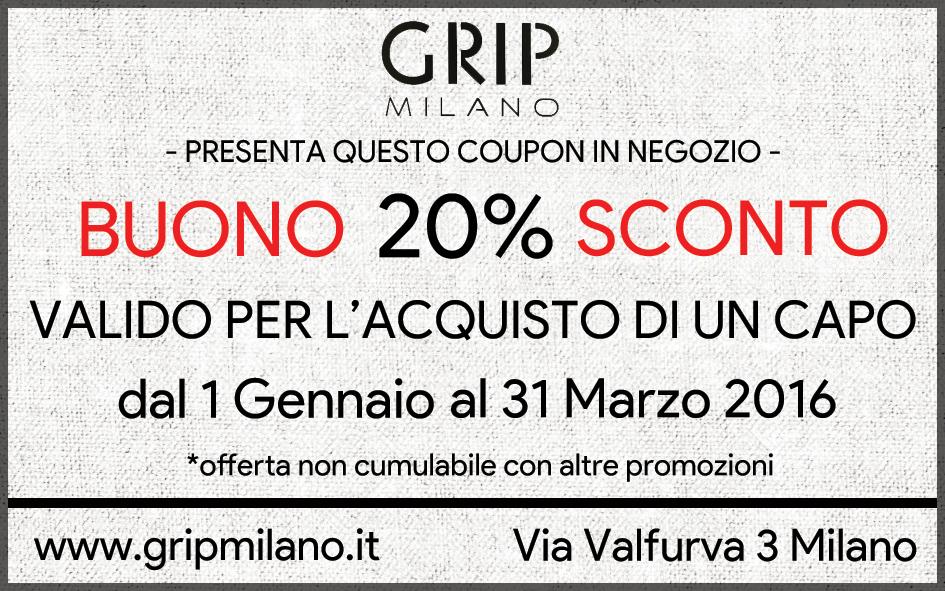 e807cd2a8f69 Negozi abbigliamento Milano  acquista su Grip anche online