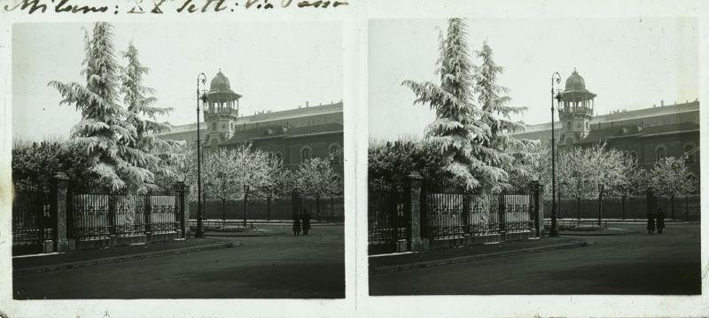 Milano 100 anni fa