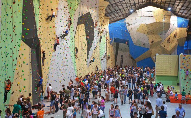 Rock Spot Pero arrampicata