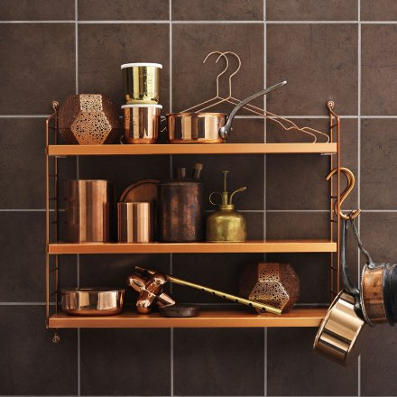 Complementi D Arredo Mensole.Mensole D Arredo Le Nuove Tendenze Del Design Per La Casa
