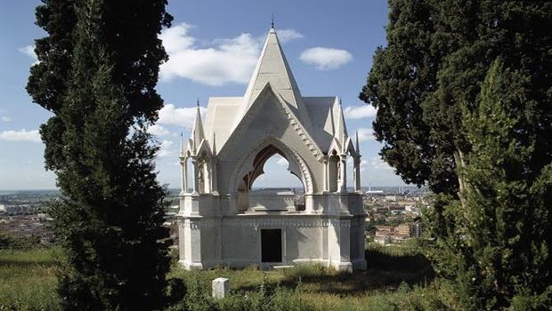 Brescia tomba del cane