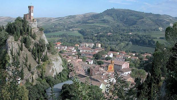 Brisighella-borgo