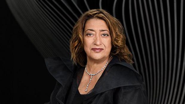 Zaha Hadid morta
