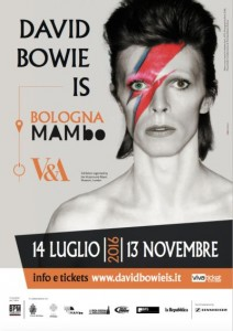 David Bowie Is mostra Bologna