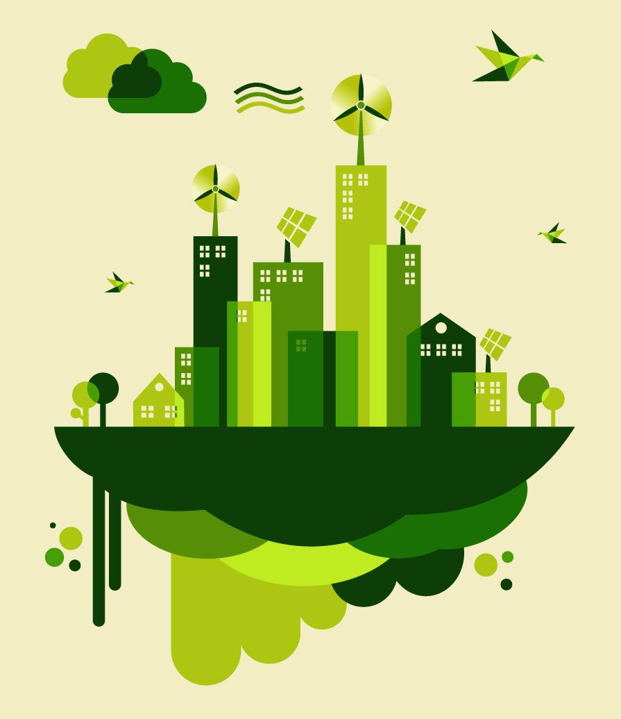 Edison Pulse low carbon city