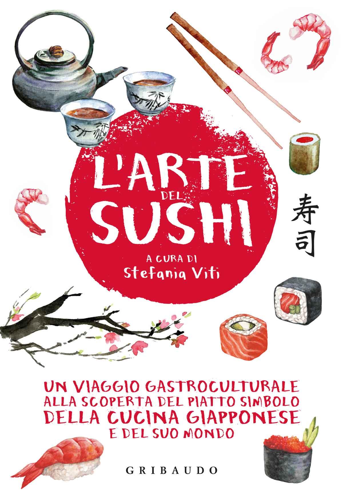 arte del sushi libro cover