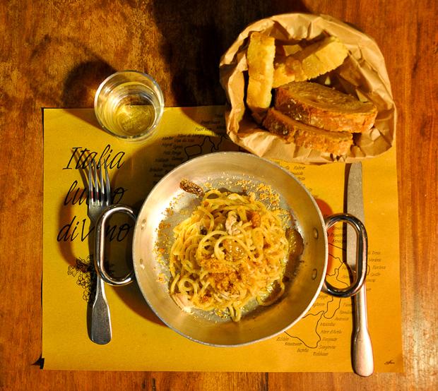 Dinette recensione spaghettoni