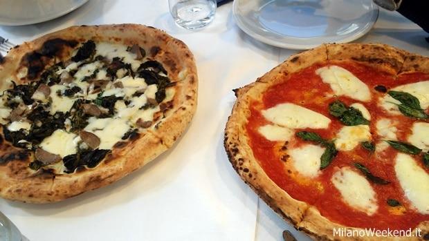 Napule è Milano Pizza