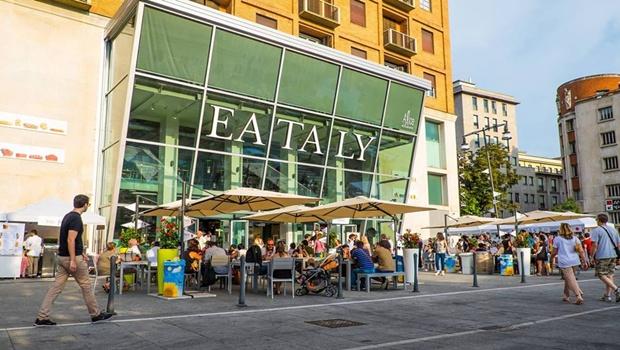 eataly milano dehors