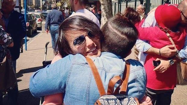 free hugs milano