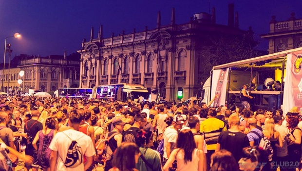 Milano Street Parade