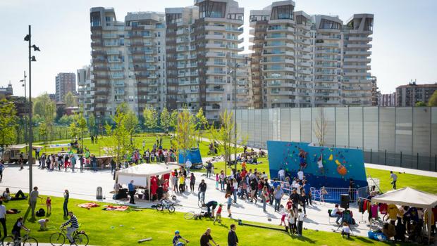 Citylife City Outdoor Games