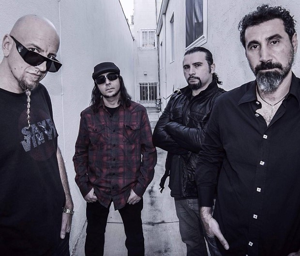 system of a down firenze