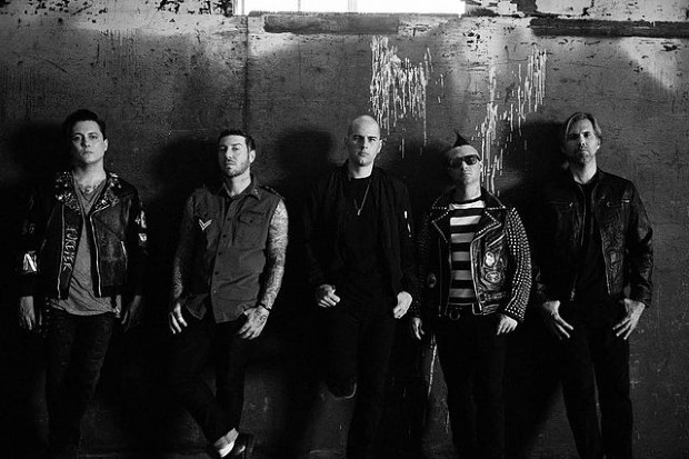 avenged sevenfold italia