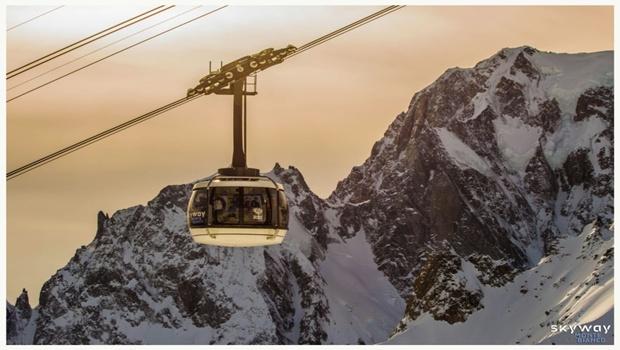 Monte Bianco Skyway