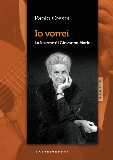 Io vorrei La lezione di Giovanna Marini cover
