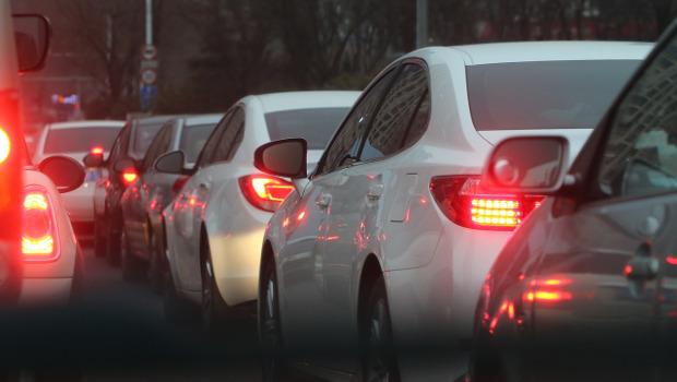 stop traffico Milano