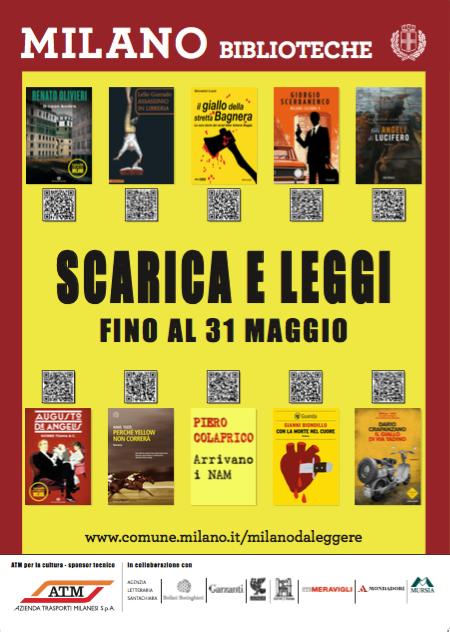 Milano da leggere ebook gratis