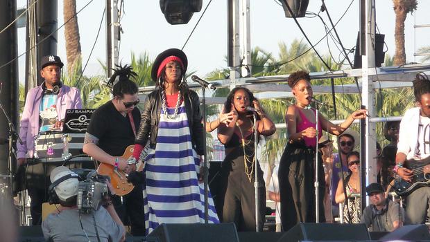 Lauryn Hill due concerti in Italia