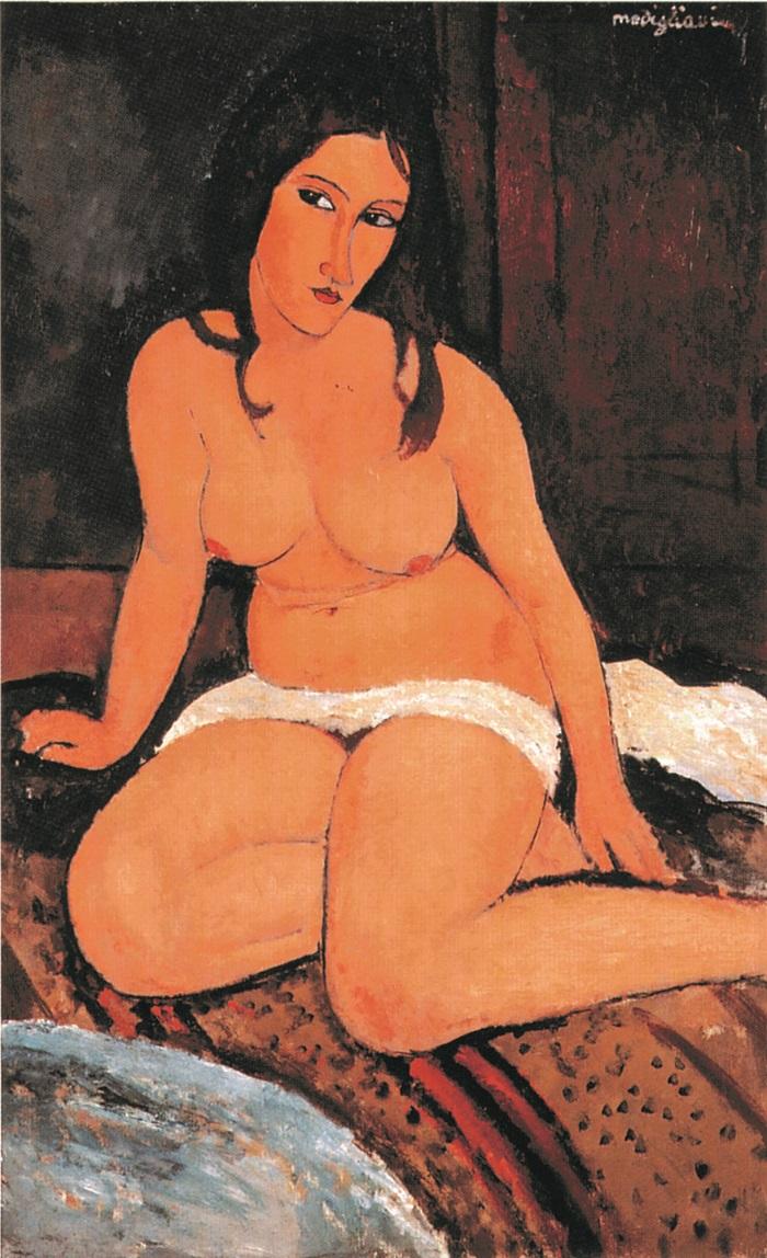 Modigliani-nudo