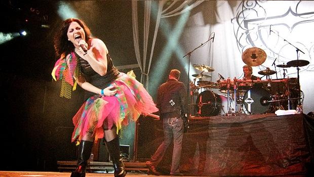Evanescence a Milano