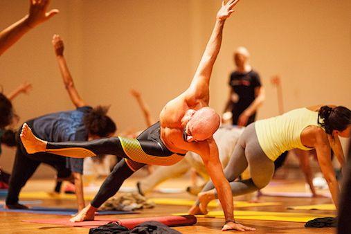 Yoga Festival Milano 2017