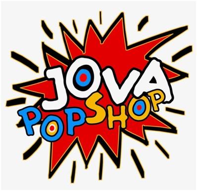 LOGO JOVA POP SHOP
